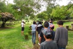 Animation Mél'Eau avec l'Ecole de l'Eau de la Réunion et les élèves de l'école Edgard Avril de la Plaine des Cafres (974)